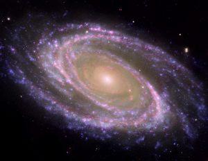 M81 Galaxy - NASA